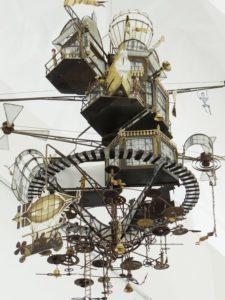 """Приглашаем художников к участию в выставке """"Стимпанк, или ПАРаллельная Реальность""""!"""