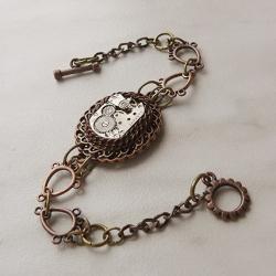 "Master Class ""Jewellery Steampunk"""