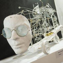 """Выставка """"Арт-механика без алгебры"""""""