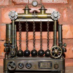 Интерактивная экскурсия «Стимпанк от Жюля Верна до парового компьютера»